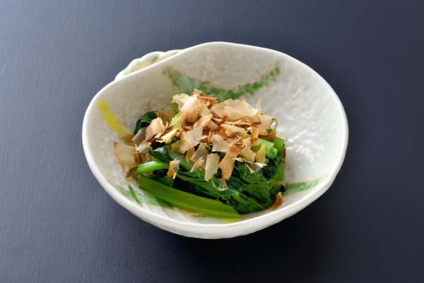 小松菜おひたしー和食竹田